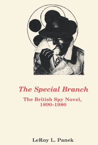 9780879721794: Special Branch: The British Spy Novel, 1890-1980