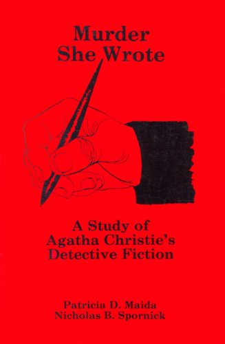 9780879722166: Murder She Wrote: A Study of Agatha Christie's Fiction