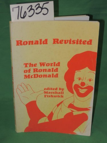 9780879722470: Ronald revisited: The world of Ronald McDonald