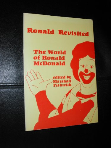 9780879722487: Ronald Revisited: The World of Ronald Macdonald
