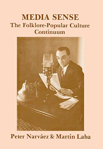 9780879723439: Media Sense: The Folklore-Popular Culture Continuum