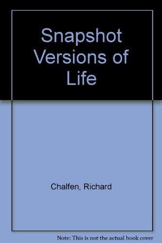 9780879723873: Snapshot Versions of Life