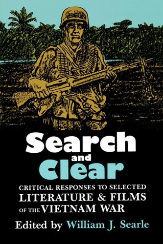 9780879724290: Search and Clear: Critical Responses to Selected Literature