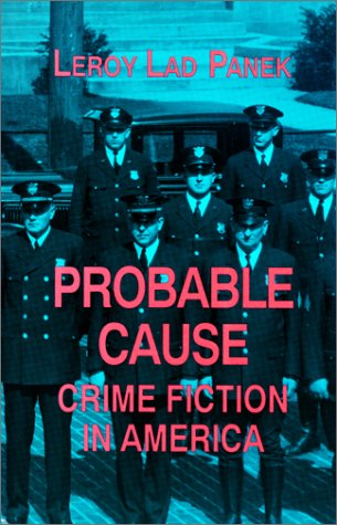 9780879724863: Probable Cause: Crime Fiction in America