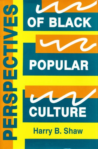 9780879725037: Perspectives of Black Popular Culture