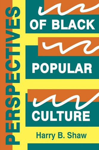 9780879725044: Perspectives of Black Popular Culture