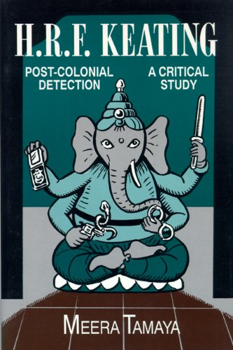 9780879726317: Hrf Keating Post-Colonial: Post-Colonial Detection : a Critical Study