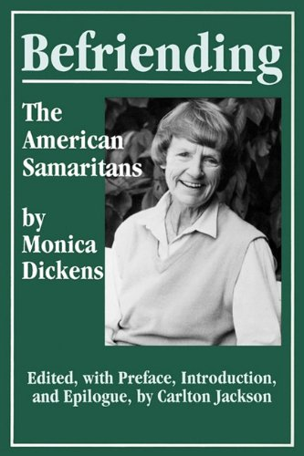 9780879727000: Befriending: The American Samaritans