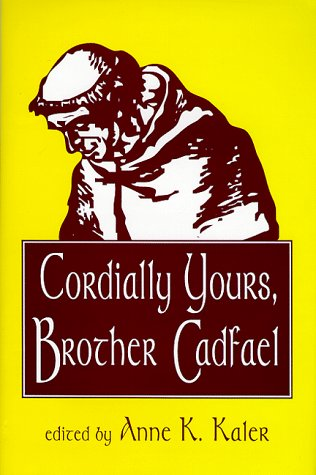 9780879727734: Cordially Yours, Brother Cadfael