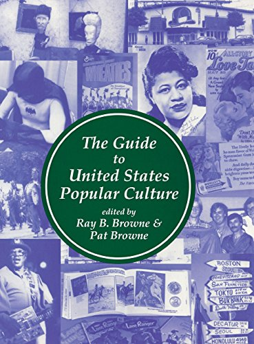 The Guide to United States Popular Culture (Hardback): Browne Browne