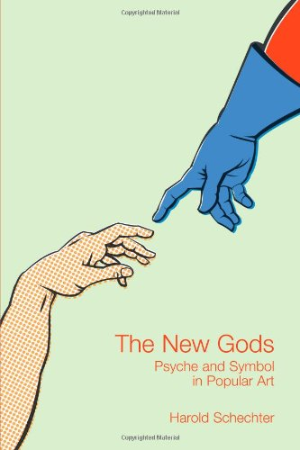 9780879728687: The New Gods: Psyche and Symbol in Popular Art