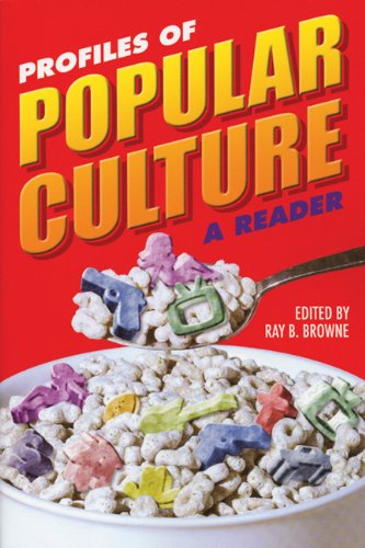 9780879728724: Profiles of Popular Culture: A Reader (A Ray and Pat Browne Book)
