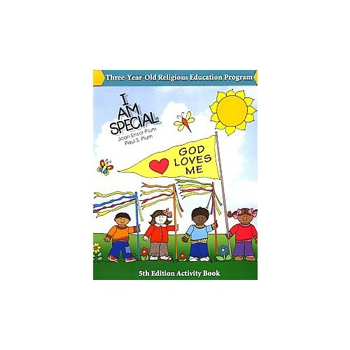 I Am Special: Activity Book - Preschool: Plum, Joan Ensor
