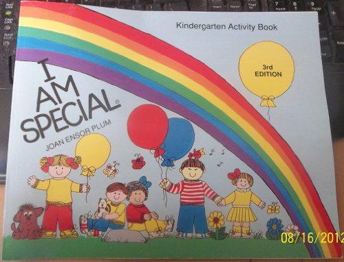 I Am Special Kindergarten Activity Book 3rd: Joan Ensor Plum