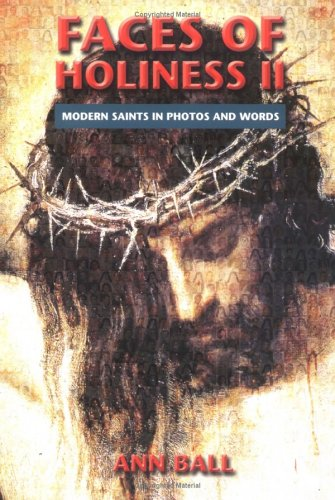 9780879734091: Faces of Holiness II: Modern Saints in Photos and Words (v. 2)