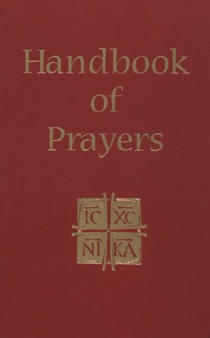 9780879735791: Handbook of Prayers