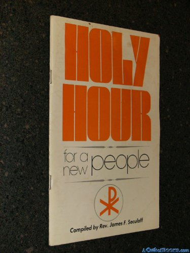 9780879736453: Holy Hour for a New People