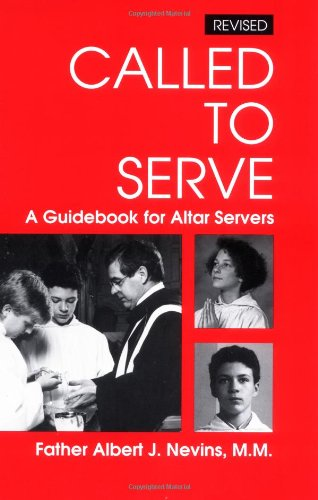 9780879736637: Called to Serve: A Guidebook for Altar Servers