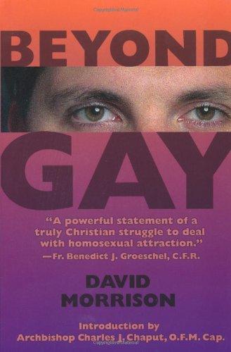 Beyond Gay: Morrison, David