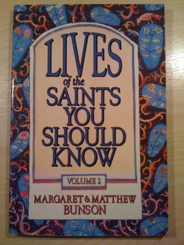 9780879737535: Lives of the Saints You Should Know Volume 2