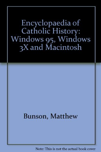 9780879737566: Encyclopedia of Catholic History