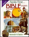 Catholic Family-Time Bible Stories in Pictures: Kenneth N. Taylor