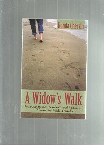 A Widows Walk: Encouragement, Comfort, and Wisdom