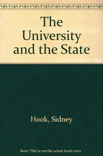 The University and the State: What Role for Government in Higher Education?