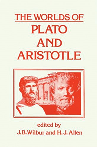 9780879751166: The Worlds of Plato and Aristotle