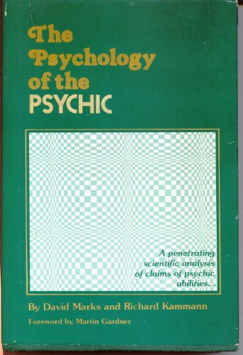 9780879751210: Psychology of the Psychic (Science & the Paranormal Series)