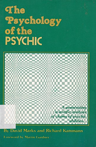 9780879751227: The Psychology of the Psychic