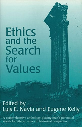 9780879751395: Ethics and the Search for Values