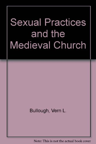 9780879751517: Sexual Practices and the Medieval Church