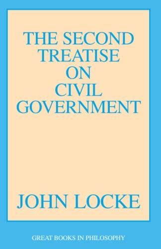 9780879753375: The Second Treatise on Civil Government (Great Books in Philosophy)