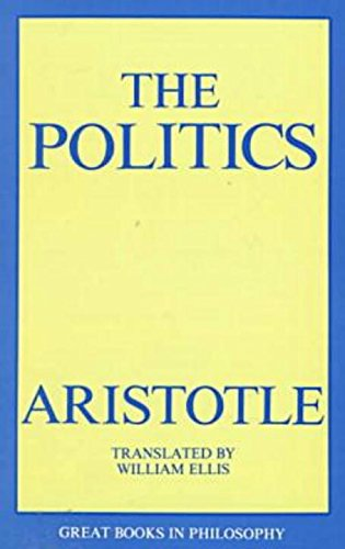 Politics (Great Books in Philosophy): Aristotle
