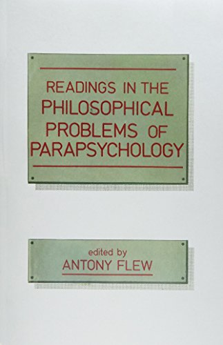 9780879753856: Readings in the Philosophical Problems of Parapsychology