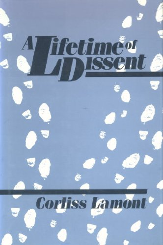 A Lifetime of Dissent: Lamont, Corliss