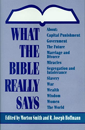 9780879754686: What the Bible Really Says