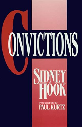 Convictions.: Hook, Sidney.