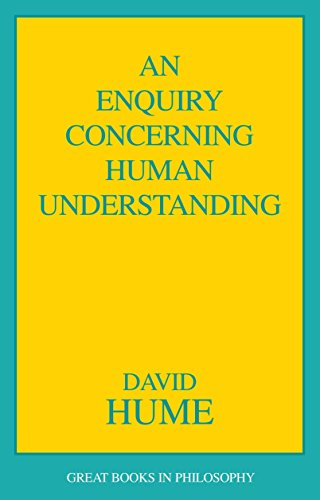 book concerning essay great human in philosophy understanding An essay concerning human understanding: essay by locke which contained the first extended treatment of the topic in western philosophy book ii.