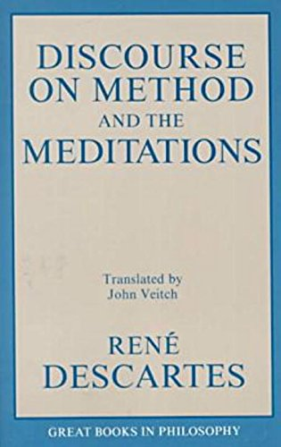 9780879755263: Discourse on Method and the Meditations (Great Books in Philosophy)