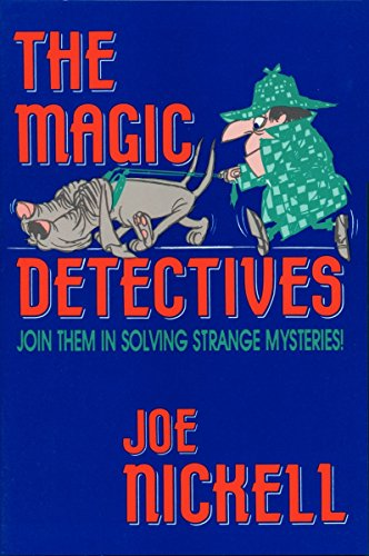 9780879755478: The Magic Detectives: Join Them in Solving Strange Mysteries