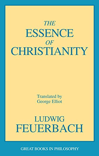 9780879755591: The Essence of Christianity (Great Books in Philosophy)
