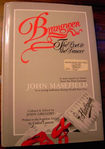 Brangwen: The Poet and the Dancer, a: Gregory, John &