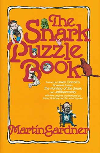 The Snark Puzzle Book (Young Readers Series): Gardner, Martin