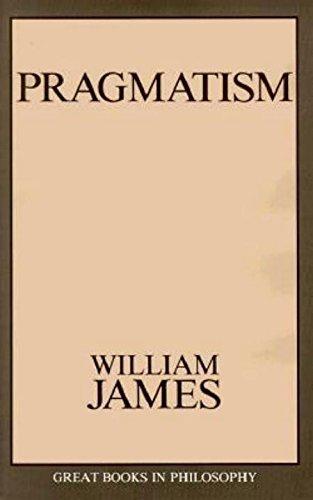 9780879756338: Pragmatism (Great Books in Philosophy)