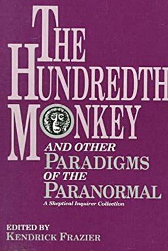 9780879756550: The Hundredth Monkey