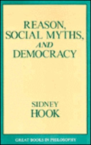 9780879756727: Reason, Social Myths, and Democracy (Great Books in Philosophy)