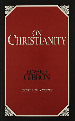 On Christianity (Great Minds Series)