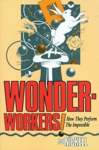 9780879756888: Wonder-Workers!
